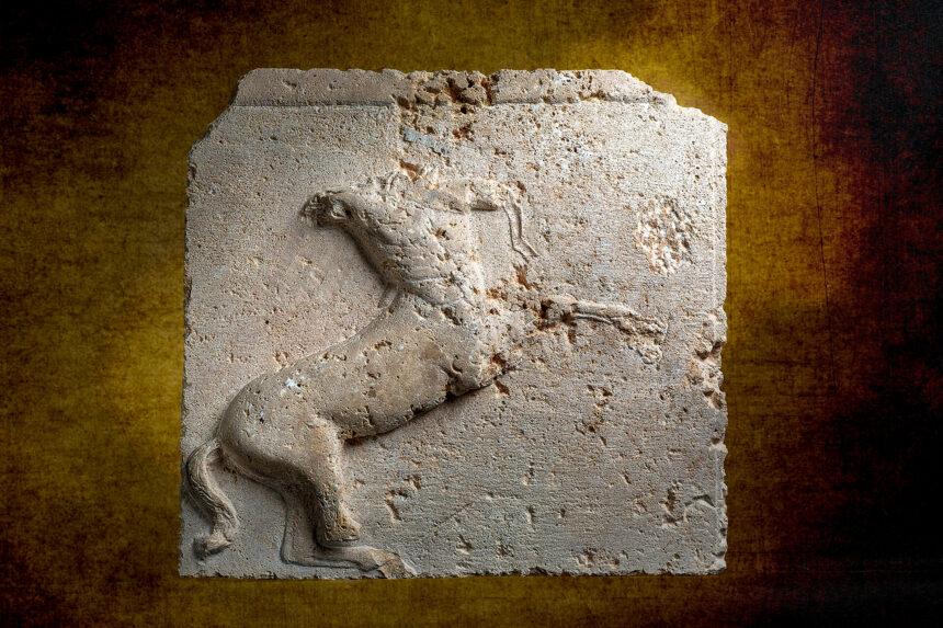Centaurus antigüo, piedra,