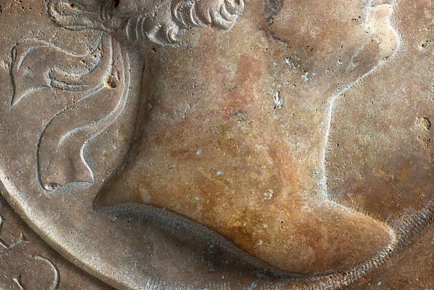 escultura, relieve, lombardi, miquel mai, tondo, talla, roma, decoración, mármol, piedra, clásico, atemporal, exclusivo