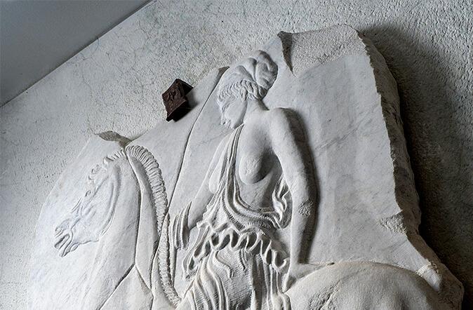 Arte, mármol, piedra natural